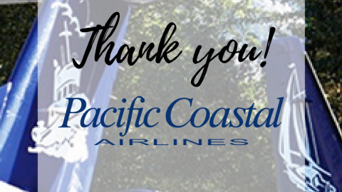 Fly with Pacific Coastal Airlines