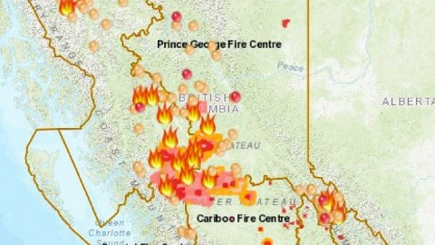 Evacuation Alert for Kimberley