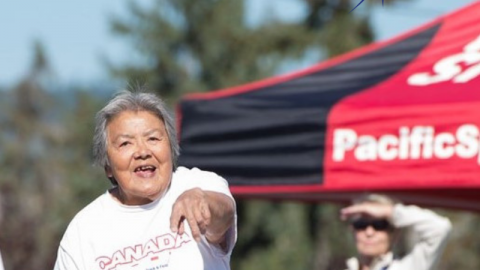 From Telegraph Creek to the 55+ BC Games